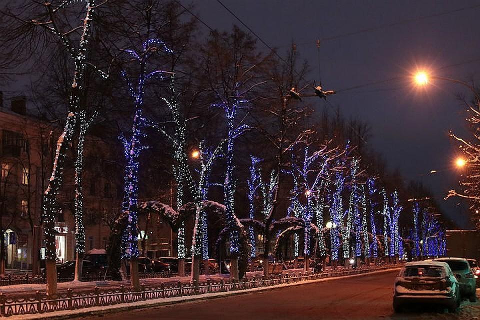 Ярославль декабрь фото