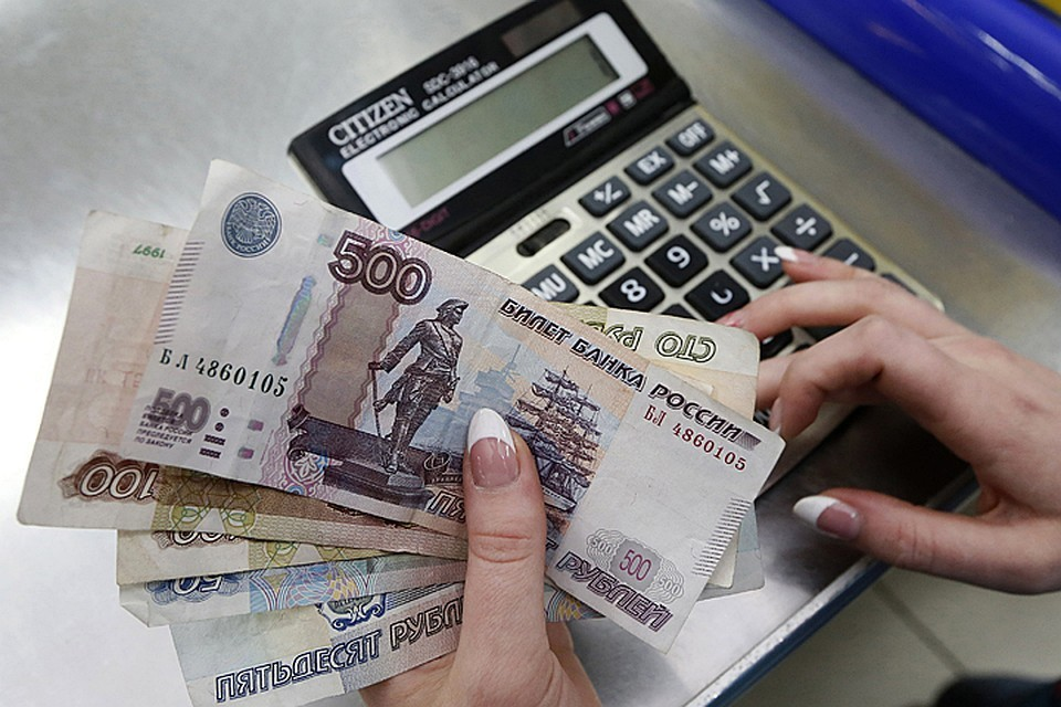 В России в 2019 году заработная плата повысится на 6,1%