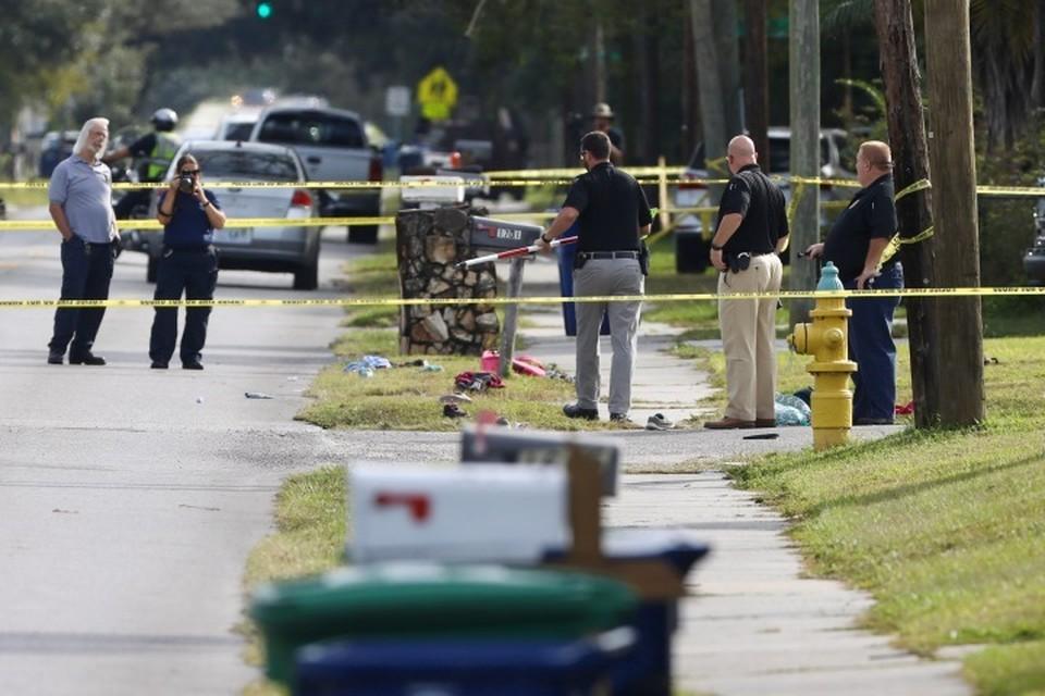 ЧП случилось в городе Тампа, расположенном в американском штате Флорида