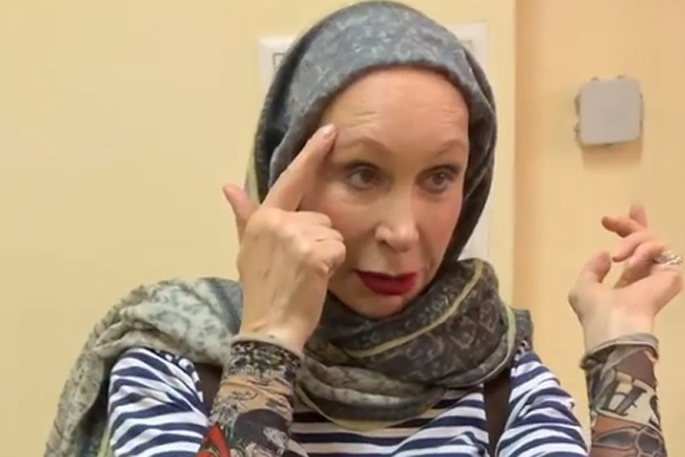 Татьяна Васильева обратилась к врачам после неудачной поездки в метро. Фото: кадр видео.