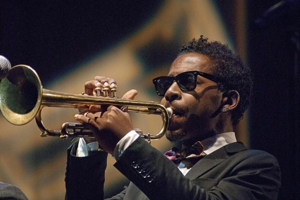 Американский джазовый трубач, обладатель двух премий Grammy Рой Харгроув