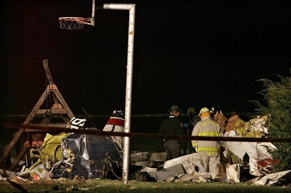 23:49В США в крушении небольшого самолета погибли четыре человека