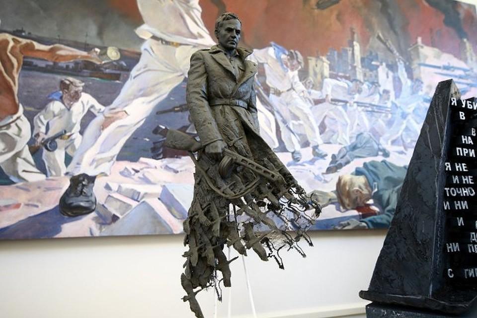 Мемориал возведут по проекту белгородского скульптора Фото: пресс-служба ПТО
