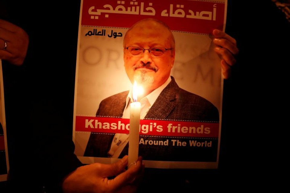 Журналист Джамал Хашкаджи был убит в генконсульстве Саудовской Аравии в Стамбуле 2 октября