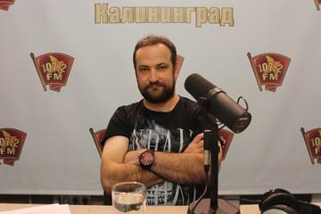 Гость программы - Дмитрий Шахов