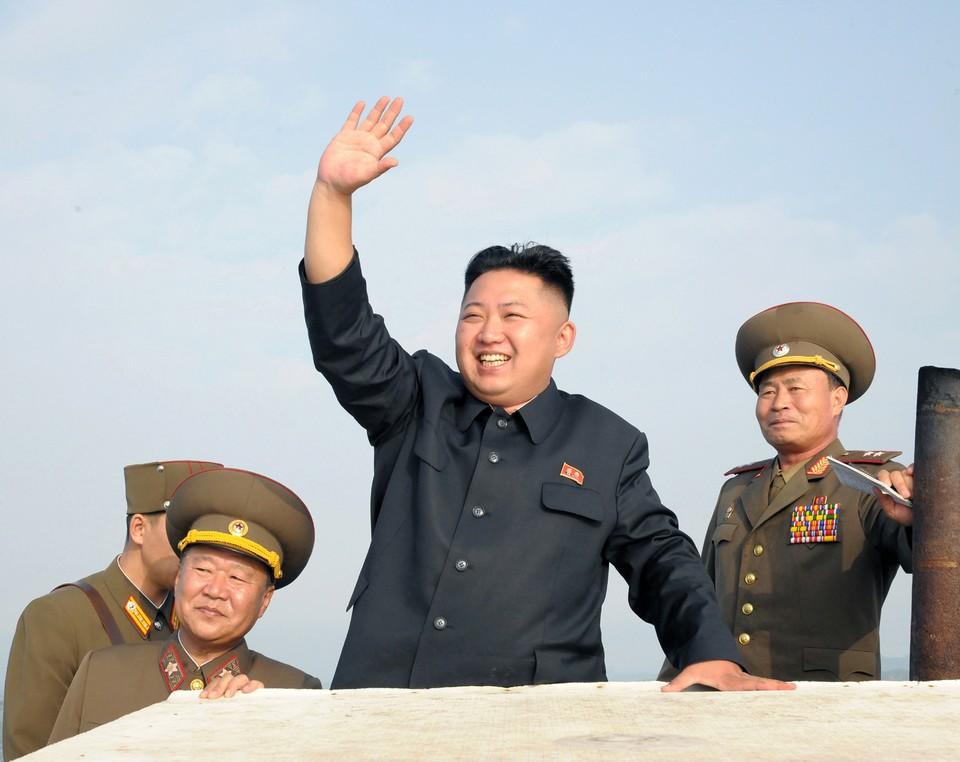 Лидер Северной Кореи посетит Россию