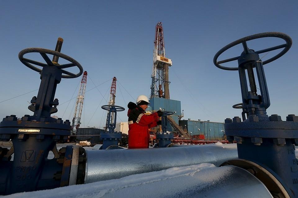 """На рынке нефтяных фьючерсов Соединенных Штатов сформировался """"смертельный крест"""""""