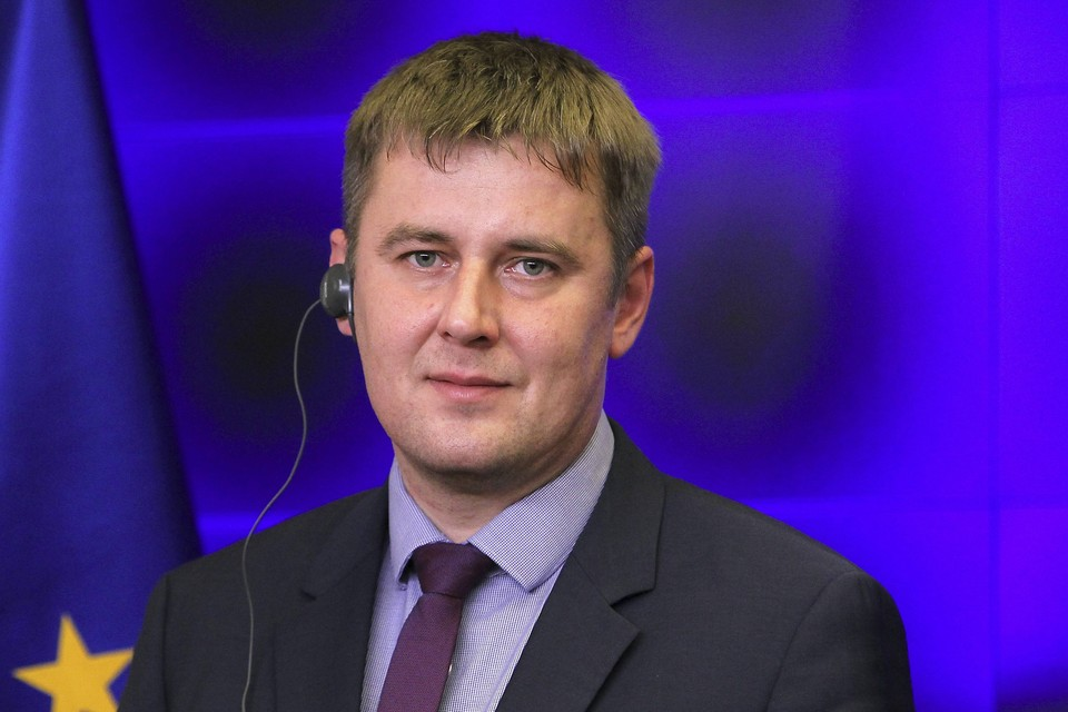 Vинистр иностранных дел Чехии Томаш Петршичек