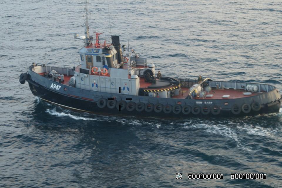 Фото: Погрануправление ФСБ России по Республике Крым