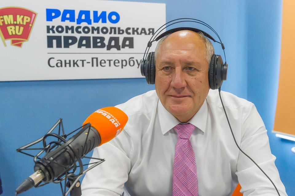 Александр Говорунов: рассуждения о кощунственности парада на 75-летие снятия блокады - это сродни попыткам переписать историю