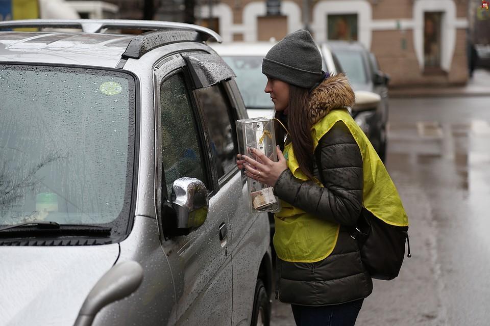 Лже-благотворители работают на улицах и автобусах