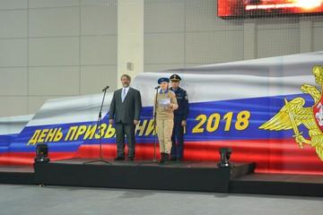Боевая техника, стрелковое оружие, и всё, что связано с армией – в Новосибирске проходит «День призывника»