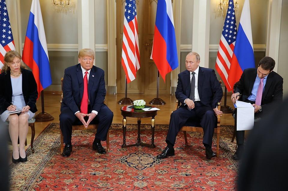 Путин и Трамп встретятся на саммите G20