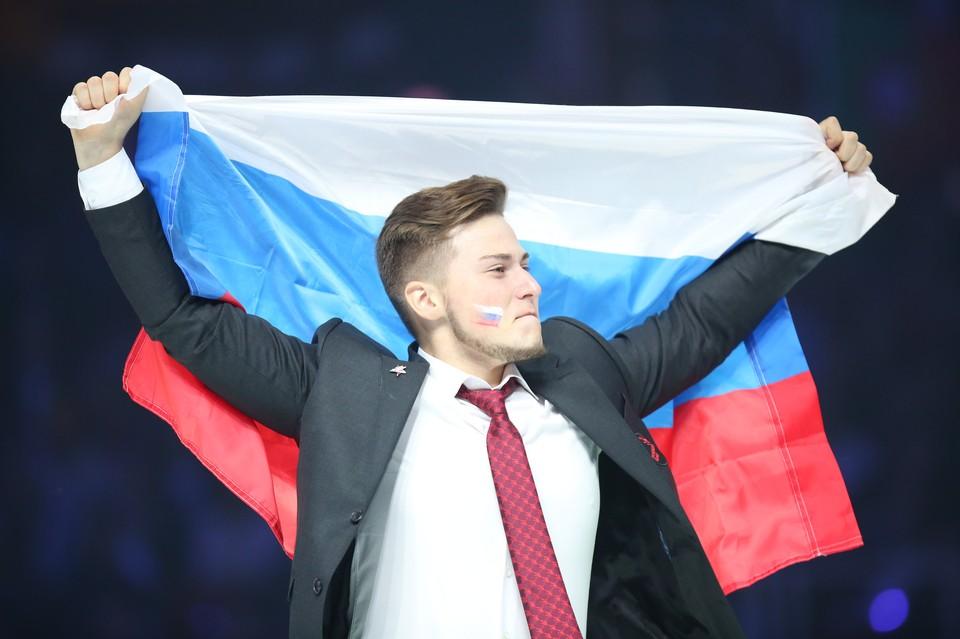 Михаил Воронцов Победитель Euroskills 2018.