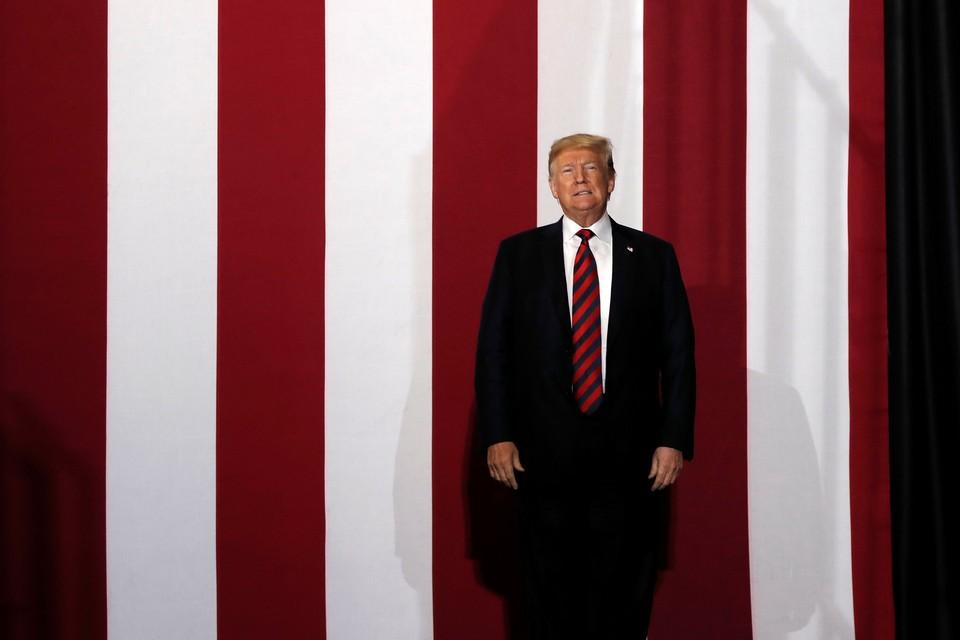 Президент США Дональд Трамп считает, что на выборах 2020 года у него не будет достойных соперников
