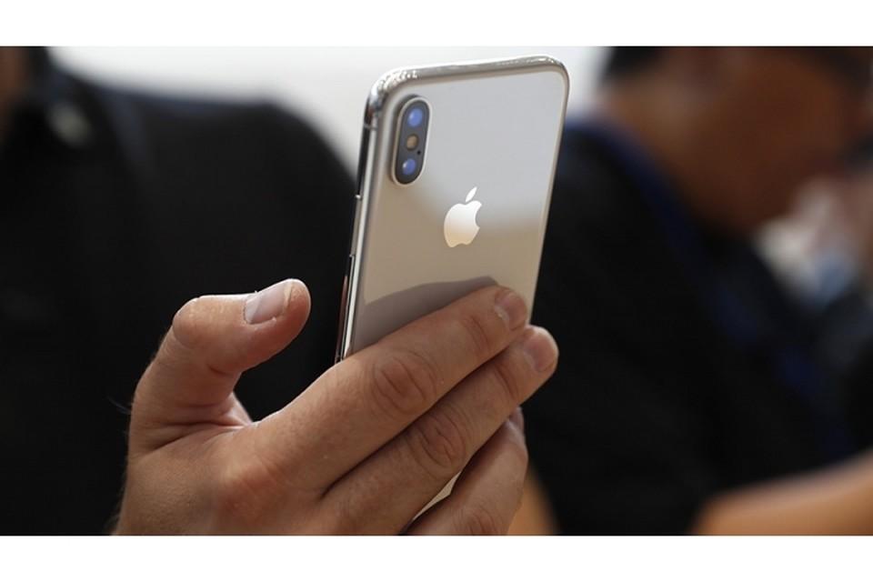 В России новый iPhone X подешевел на 20 тысяч за год