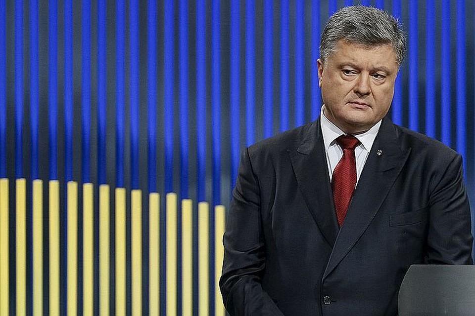 До окончания президентского срока Петра Порошенко — несколько месяцев, а какое будущее его ждёт — неизвестно
