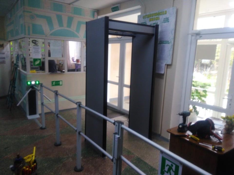 В Керченском политехническом колледже усиливают меры безопасности. Фото: kerchpoliteh.ru