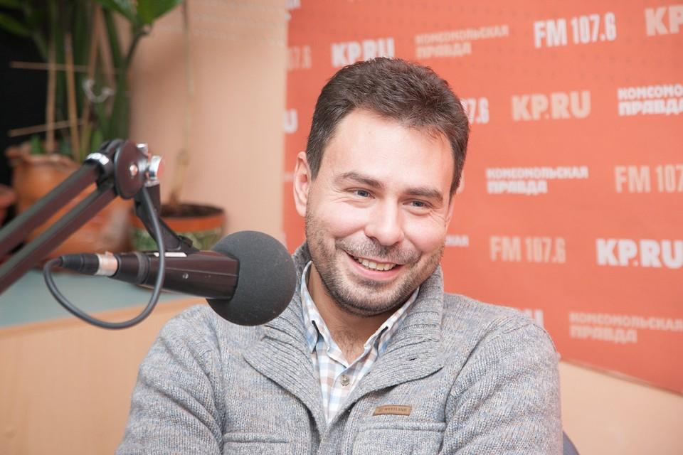 """Александр Балицкий, корреспондент канала """"Россия"""""""