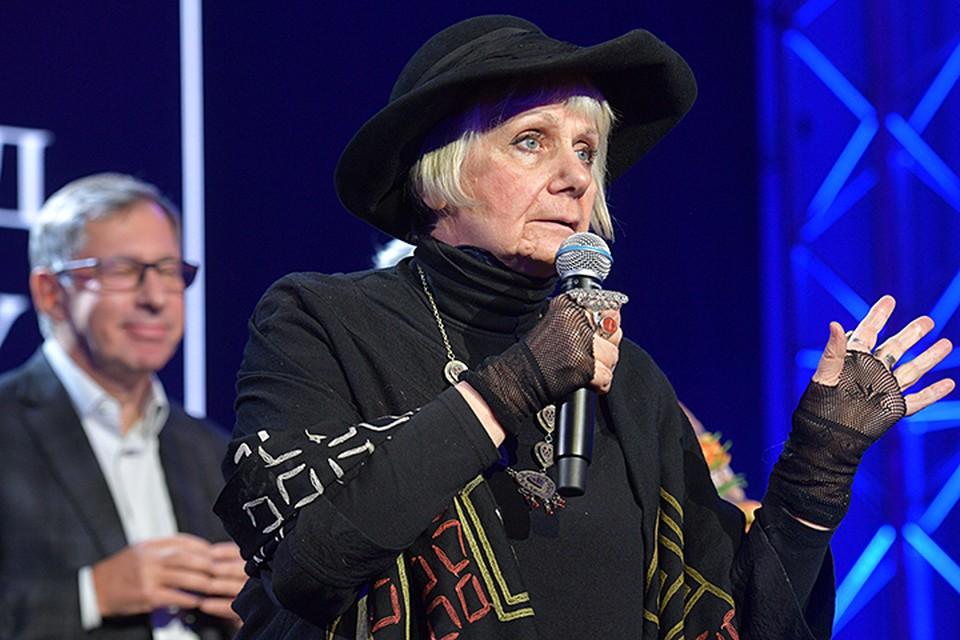 Академическое жюри присудило Петрушевской премию «За вклад в литературу»