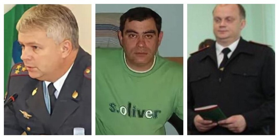 Всех троих следователи оставили в СИЗО
