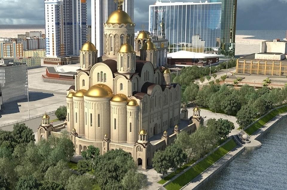 Здание планируют построить к 2023 году. Фото: фонд Святой Екатерины