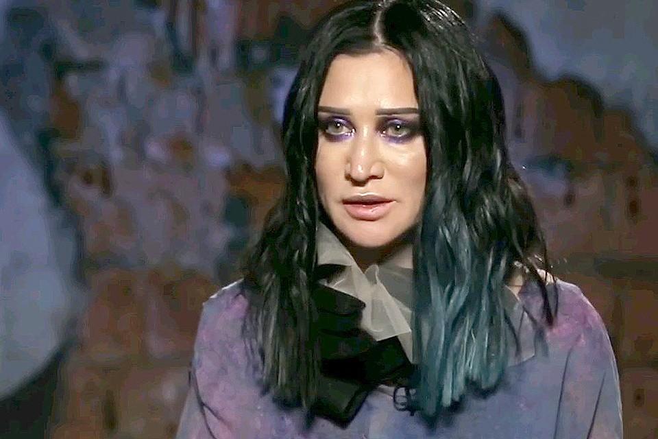 """Певица Линда в передаче """"А поговорить?"""" на Youtube."""