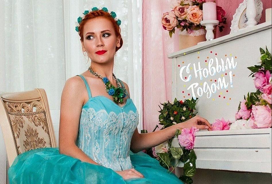 На конкурсе «Леди Республики» Ольга получила титул «Леди преображение». Фото: личный архив Ольги Шишкиной