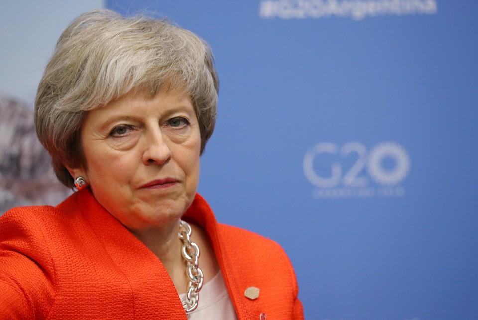 Премьер-министр Великобритании Тереза Мэй рассчитывает на проведение голосования по Brexit до 21 января.