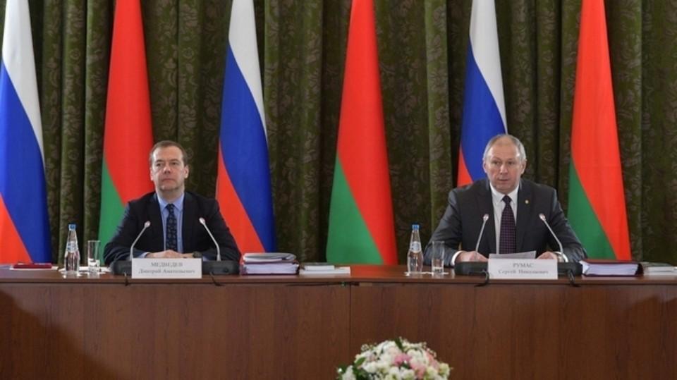 Премьер-министры Беларуси и России провели в Бресте заседание Совета министров Союзного государства. Фото: postkomsg.com