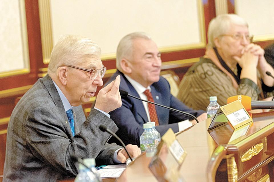 Председатель Юрий Трусов подчеркнул: курс, направленный на построение диалога на стыке общества и власти, остается прежним.