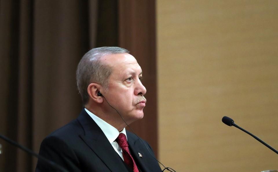 Президент Турции назвал причастных к убийству