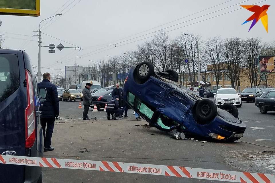 Авария оказалась смертельной.