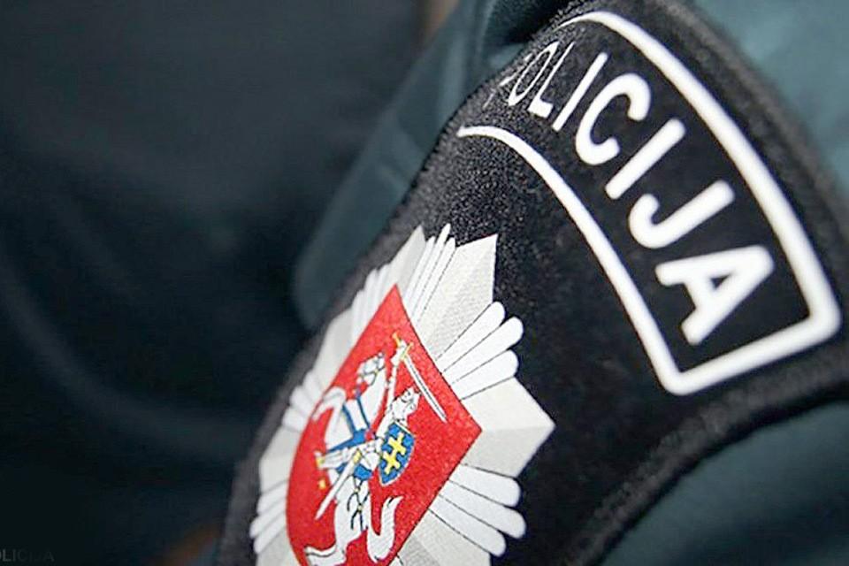 Арестованные в Литве подозреваются в шпионаже в пользу России. ФОТО policija.lrv.lt