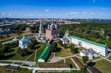 Рязань на первом месте из числа крупных городов России
