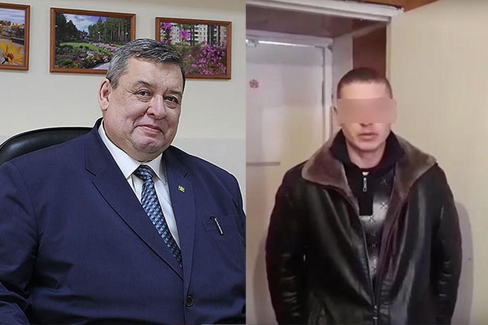 """""""Я обязуюсь посадить взамен срубленной ели посадить 10"""": вахтовик, которого мэр сибирского городка назвал """"уродом"""", наказан и взялся за ум."""