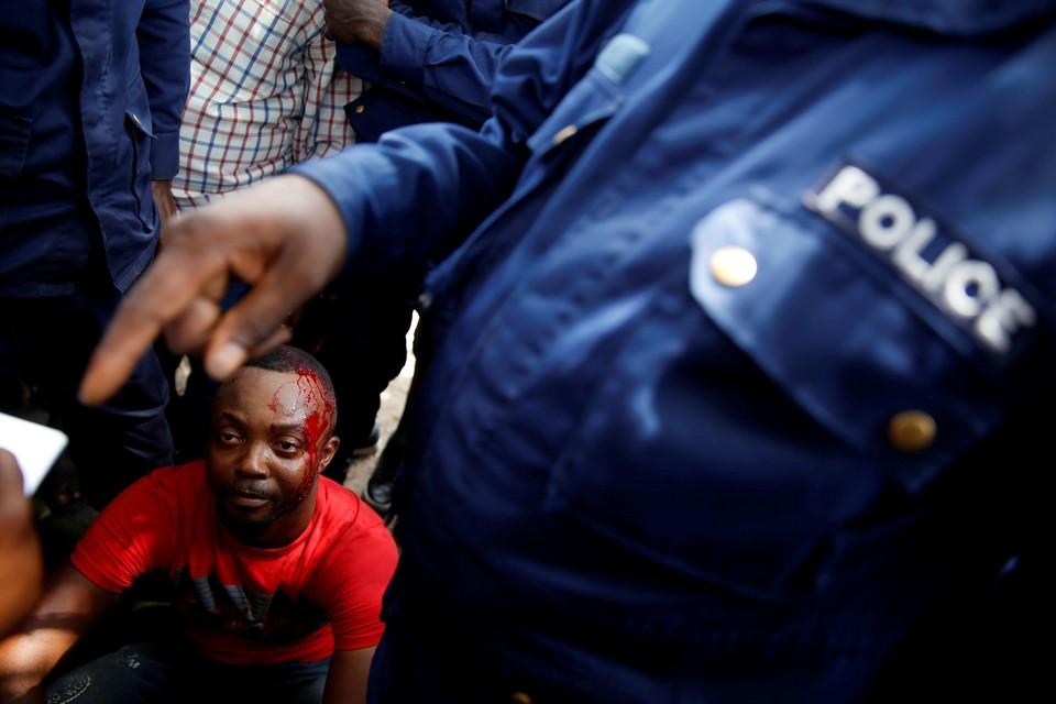 В Конго погибли 50 человек в результате ДТП с автобусом