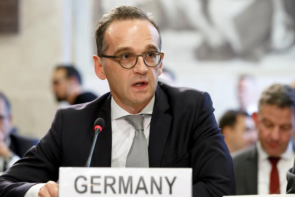 Глава МИД Германии выступил за реформу состава Совбеза ООН