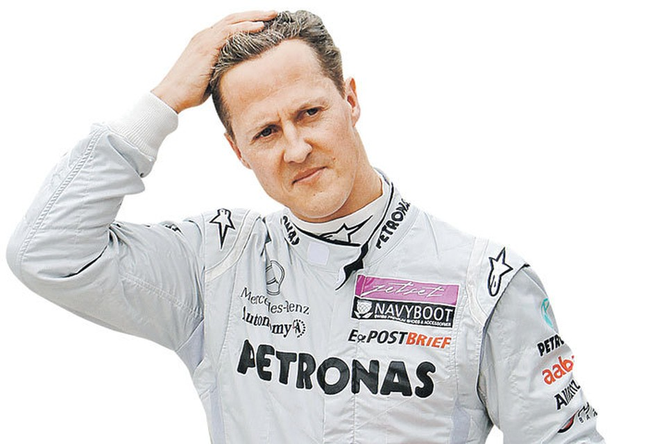 Шумахер завершил спортивную карьеру в 2012 году.