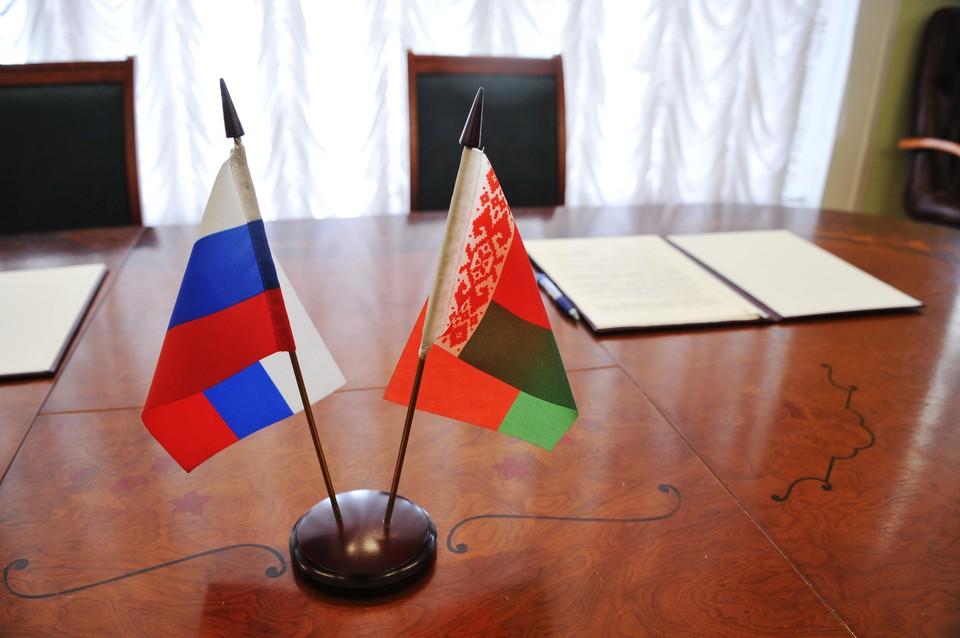 Медведев распорядился создать российско-белорусскую рабочую группу