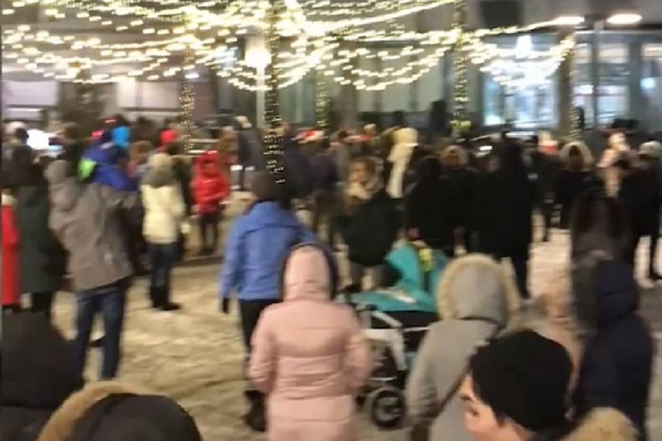 b250227cb0e6 Торговый центр «Мега Химки» возобновил работу после эвакуации
