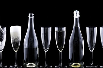 Как правильно пить алкоголь на Новый год