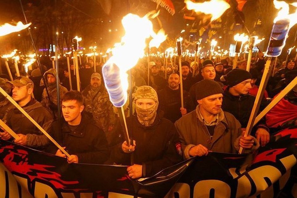 Политик от партии «Альтернатива для Германии» в беседе с «КП» осудил скандальное шествие украинских радикалов