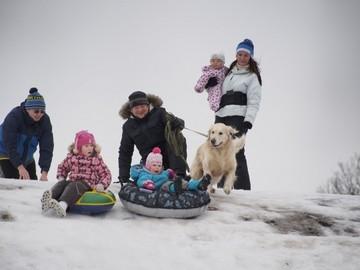 Где отдохнуть большой компанией за городом в новогодние праздники на Урале