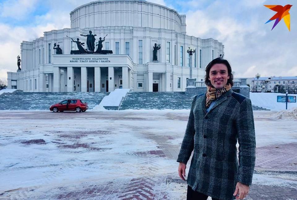 Лучший оперный певец 2016 года Томас Вайнхаппель: Рождественские песни, которые я исполнил в Минске, когда-то мне пел папа.