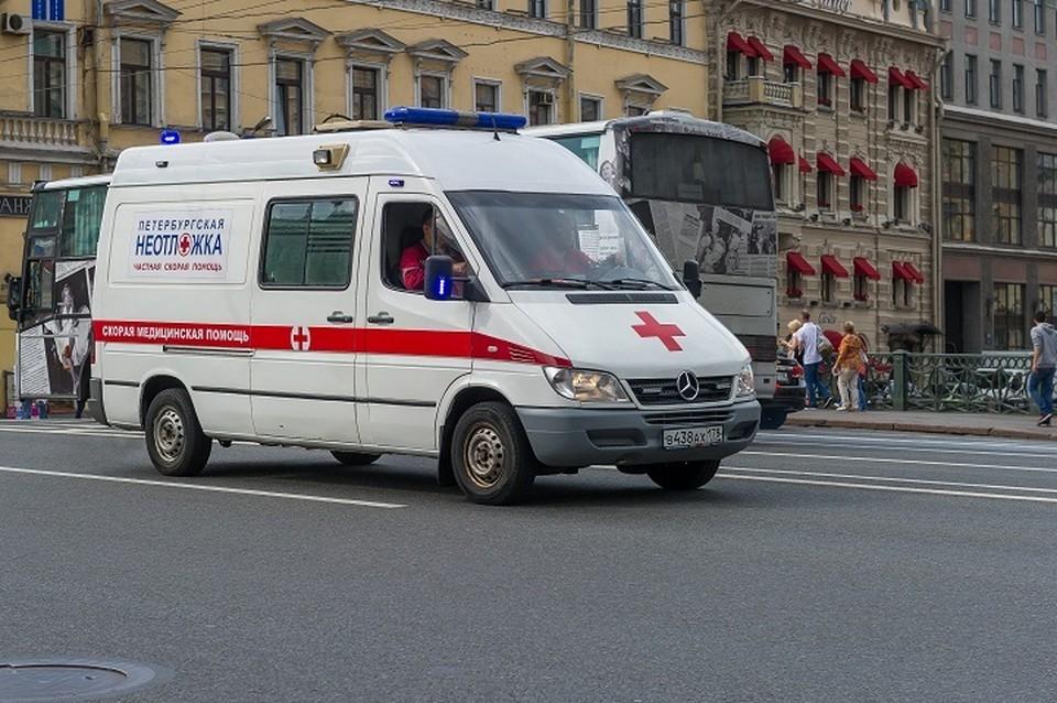 В Петербурге от свиного гриппа умер пациент Боткинской больницы.