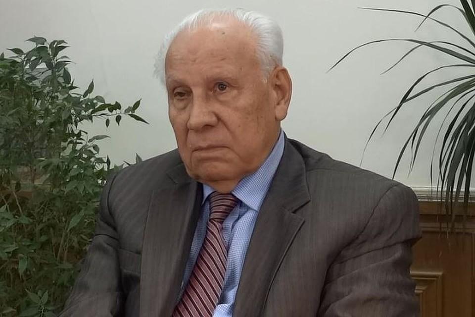 Скончался представитель правительства СССР