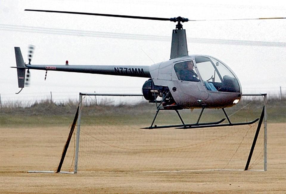 Мужчина в США лишился головы из-за включившегося винта вертолета