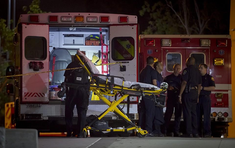 При стрельбе в торговом центре в США пострадали два человека