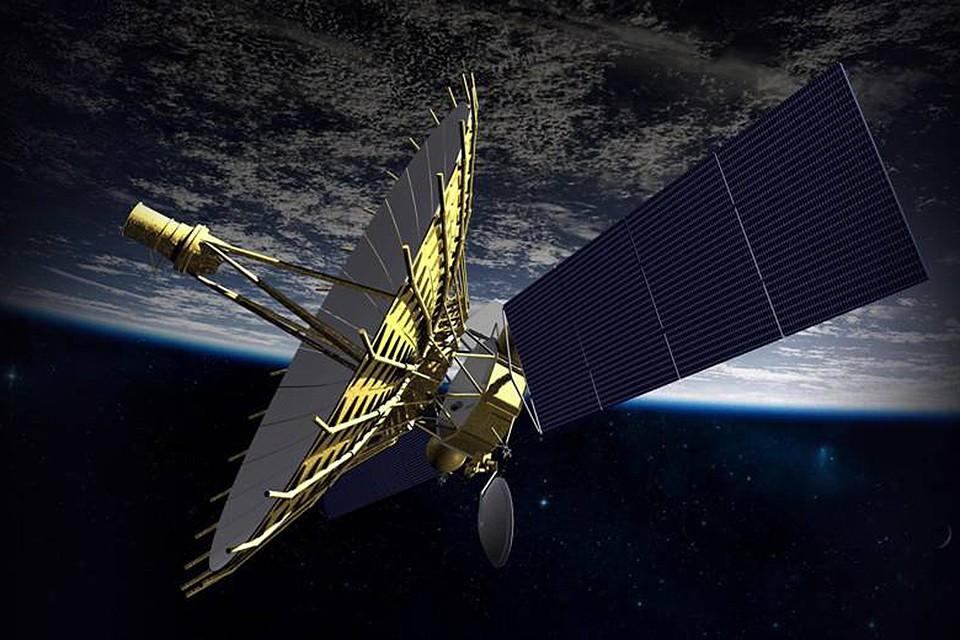 """""""Спектр-Р"""" был запущен в космос в 2011 году."""